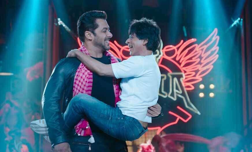 Video Shah Rukh Salman Say Eid Mubarak In Zero Teaser