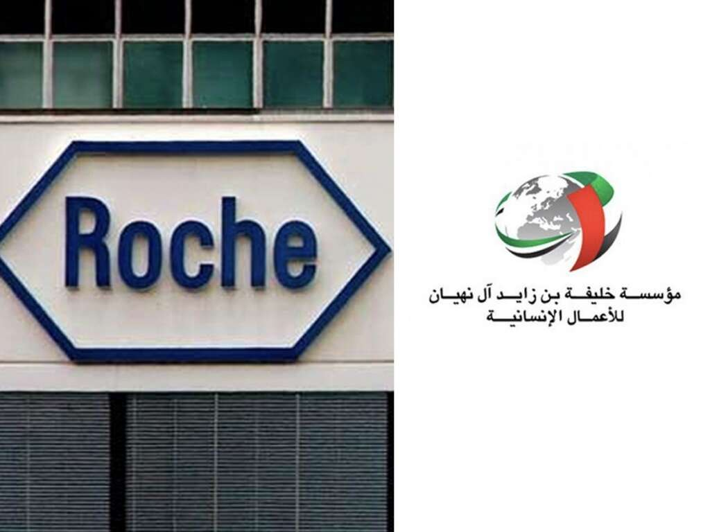 Humaid Al-Shamsi, UAE, Roche, Khalifa bin Zayed Al Nahyan Foundation, cancer, coronavirus, Covid-19