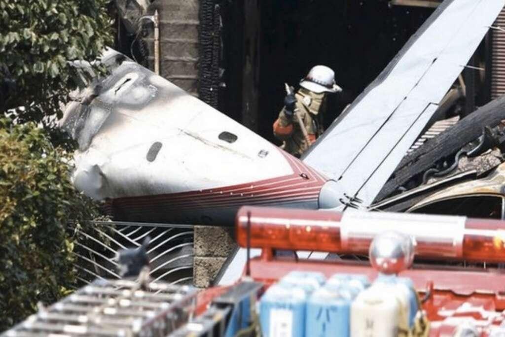 plane, crash, Canada