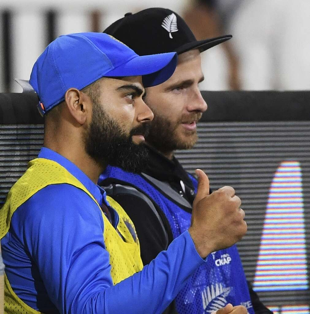 We always look to find ways to win: Kohli