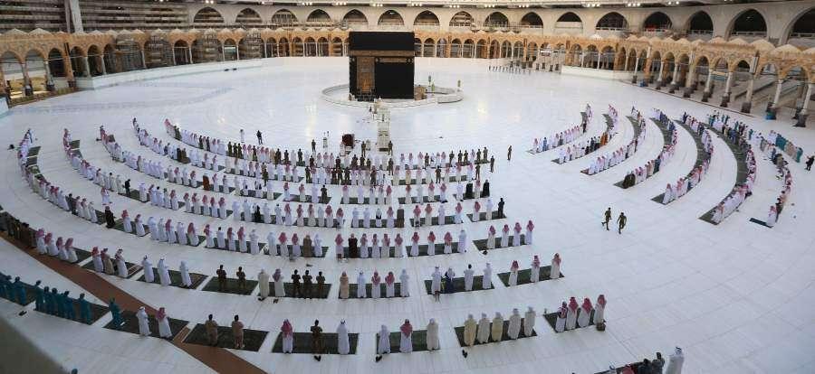 Saudi, Haj, Holy sites, Mina, Arafat, Makkah, covid-19
