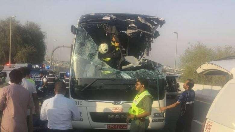 Dubai bus crash, Relatives, mark, first death anniversary, Dubai bus crash victims,