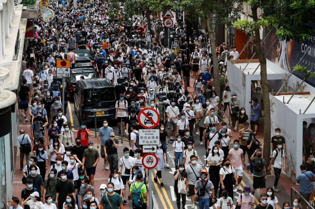 Britain, UK, offers, Hong Kong, Hong Kongers, citizenship, Boris Johnson, China, national security law