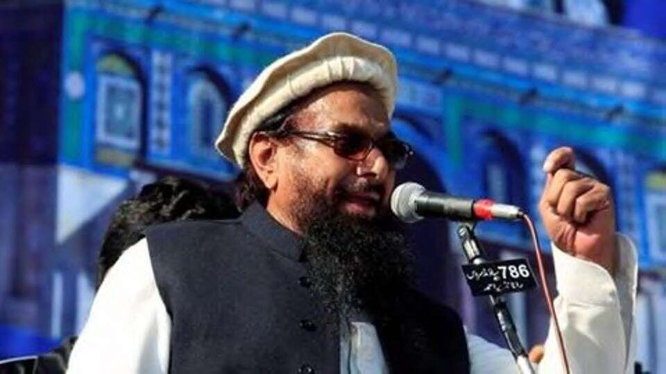 Pakistan, Hafiz Saeed, terror