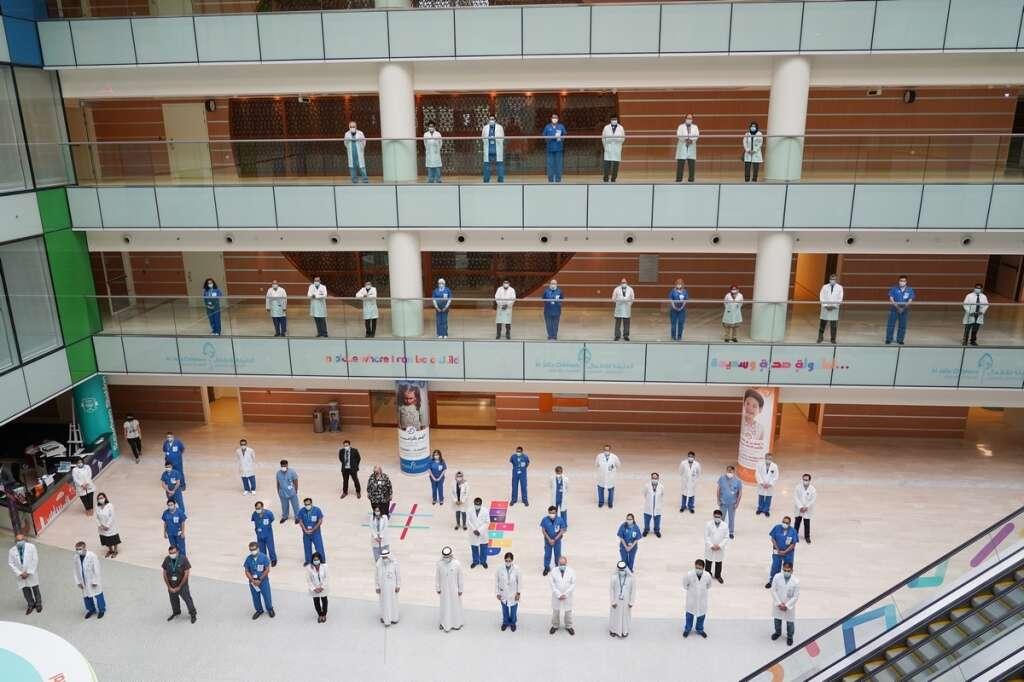Coronavirus, 90 frontline doctors, Dubai, 10-year visa