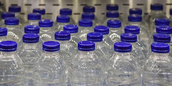 Popular UAE shopping centre shut for selling expired bottled water