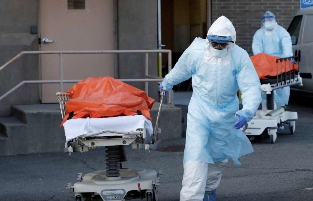 Coronavirus, Worldwide, death toll, crosses, 1 million