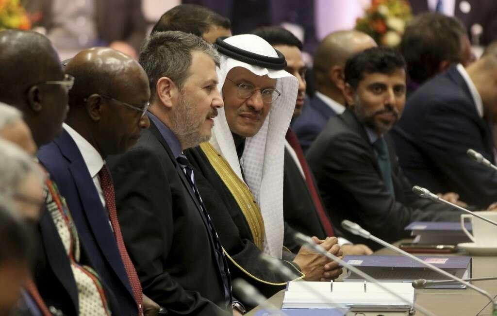 Saudi energy chief talks Opec+ unity, says Aramco worth more than $1.7T