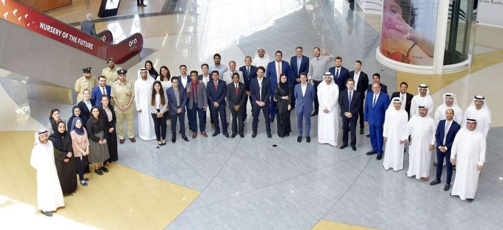 Dubai Future Foundation announces startups for future projects