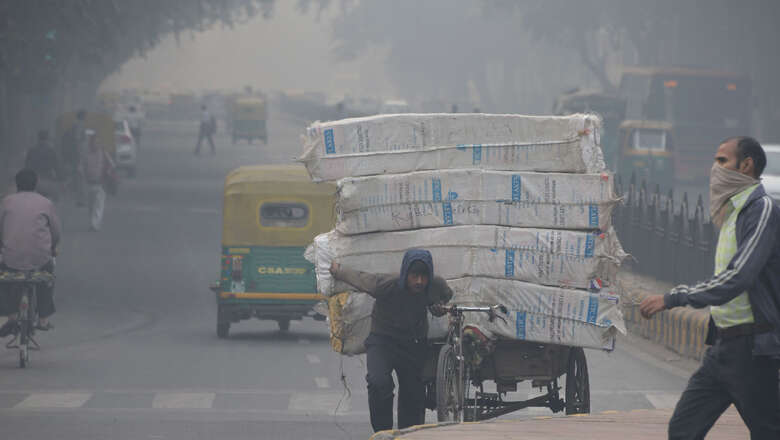 Doctors say polluted Delhi air akin to death sentence