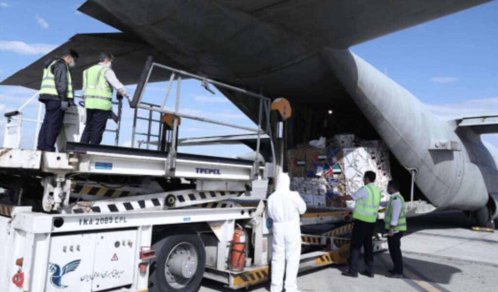 Combating Covid-19, Kazakhstan, UAE