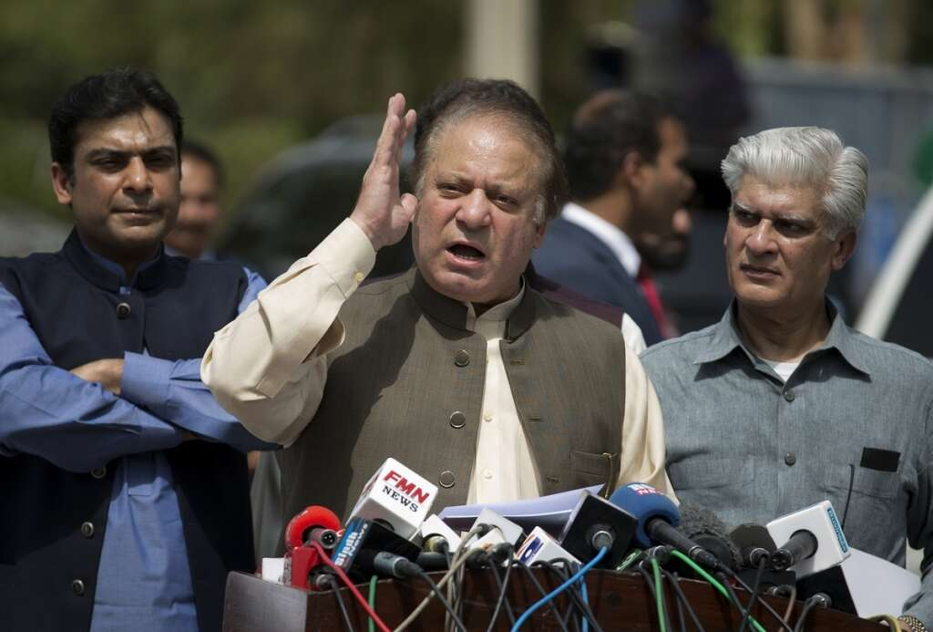Pakistans top court reserves verdict on Panama JIT report
