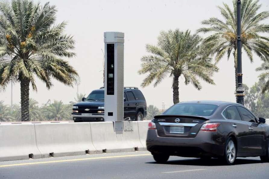 30 intelligent radars installed in Sharjah