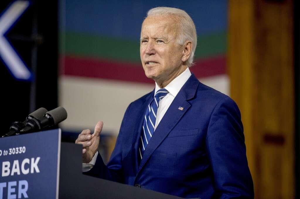 Biden, VP search, end