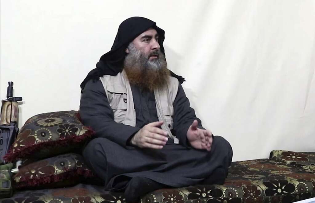 Abu Bakr Al Baghdadi, Daesh, Islamic, US, Trump, Sunday announcement