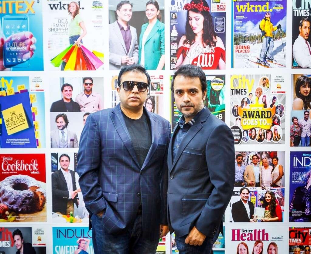 ae8d9be5c8 Why Nabeel   Aqeel are fashion forward - Khaleej Times