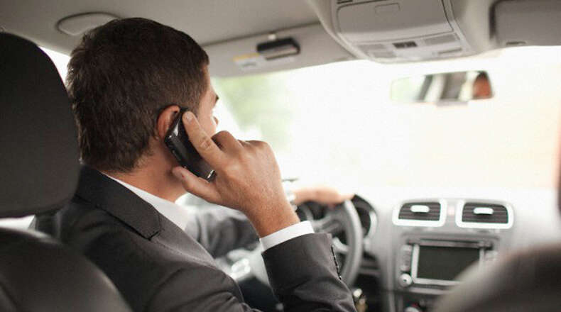 24-hour jail for using cell phone while driving in Saudi