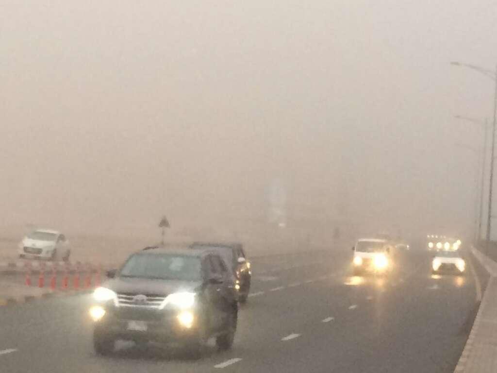 fog, poor, visibility, uae, weather, national center of meteorology, warning