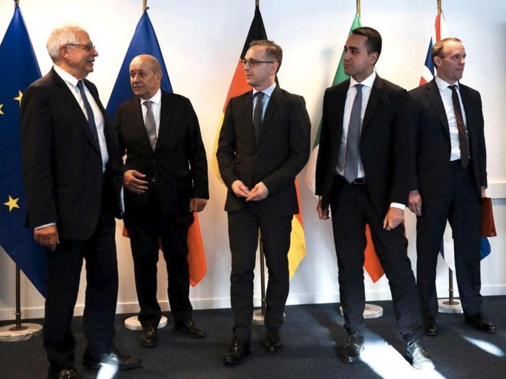EU foreign ministers, Europe, United States, Iraq, Trump, Iran, Qasem Soleimani, Baghdad