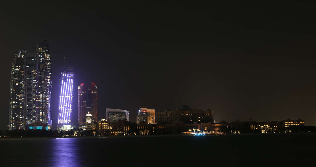 Earth Hour: Abu Dhabi gropes in the dark for bright tomorrow