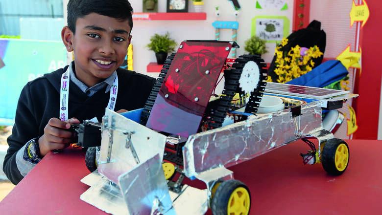 Abu Dhabi Science Festival, abu dhabi, kids, innovation, capital, science fest,