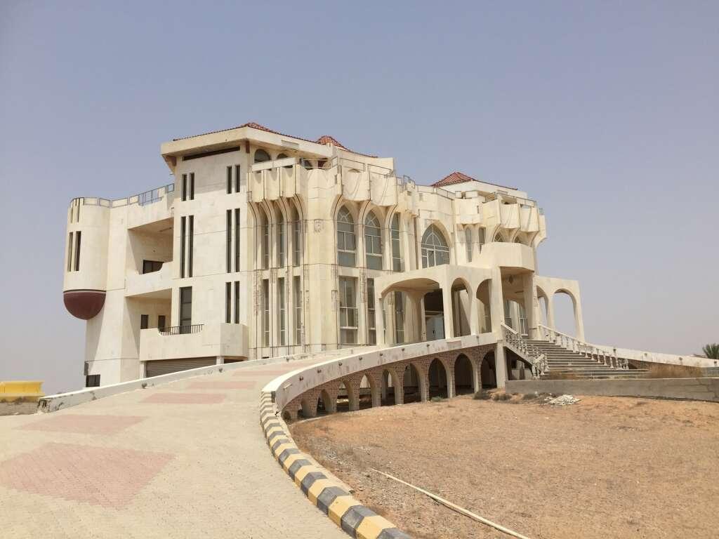 PHOTOS: Irish expat visits 'haunted' palace in UAE - News