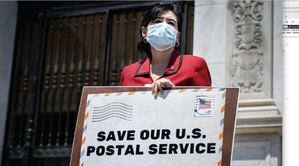 Postmaster, General Louis, lawsuits