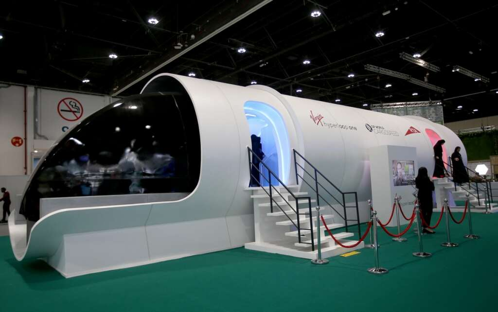 First Hyperloop in Middle East or India seen by 2024-25