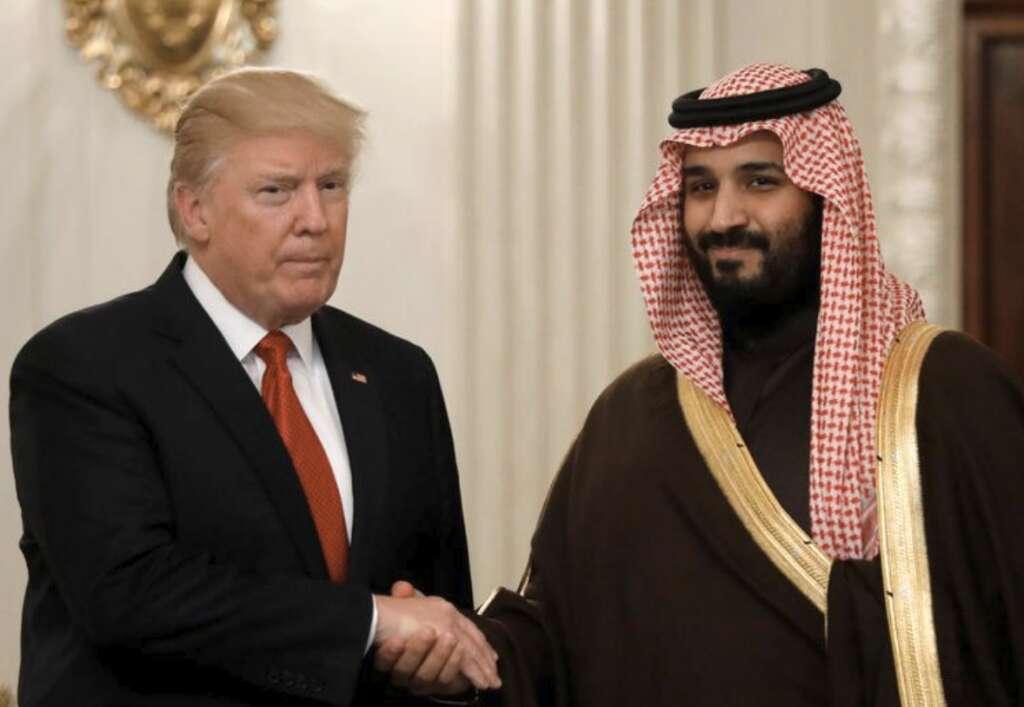Saudi Crown Prince, Trump, Florida shooting