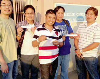 Filipino votes in Dubai ranked number one