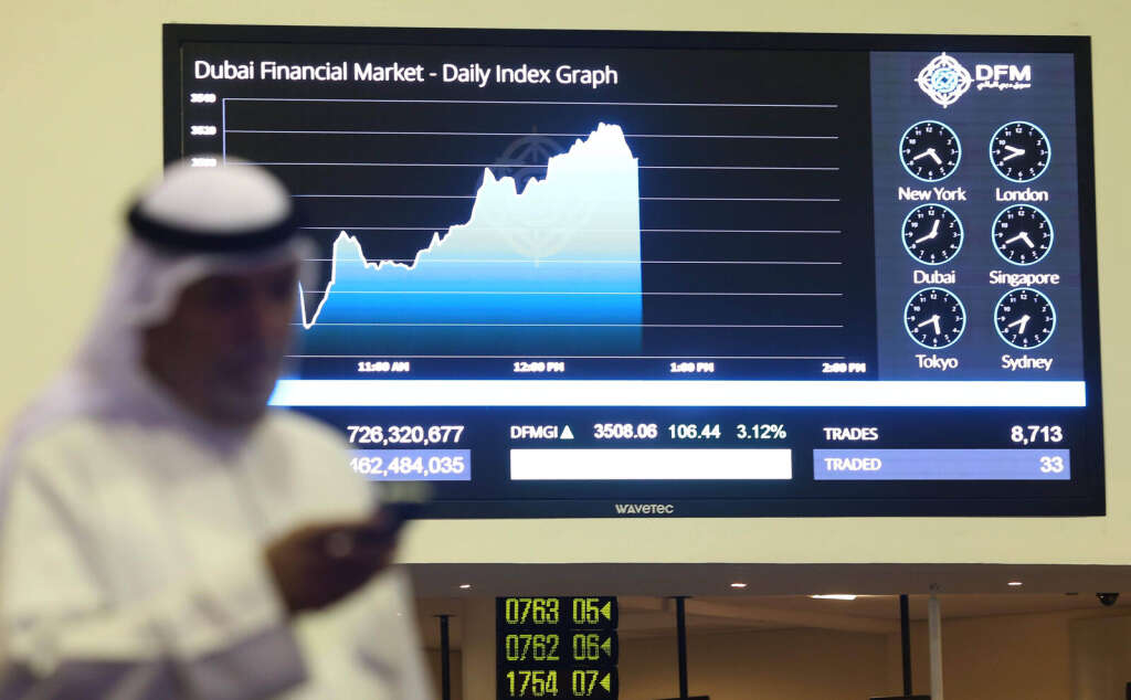 Bulls take market by horns in Gulf countries