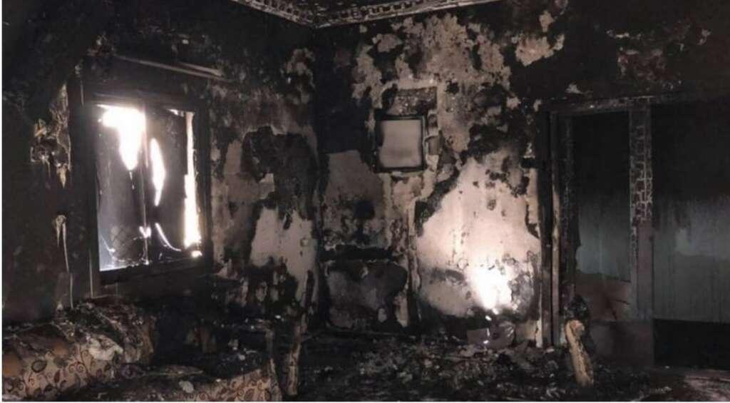 fujairah, house fire, mother found guilty, blood money