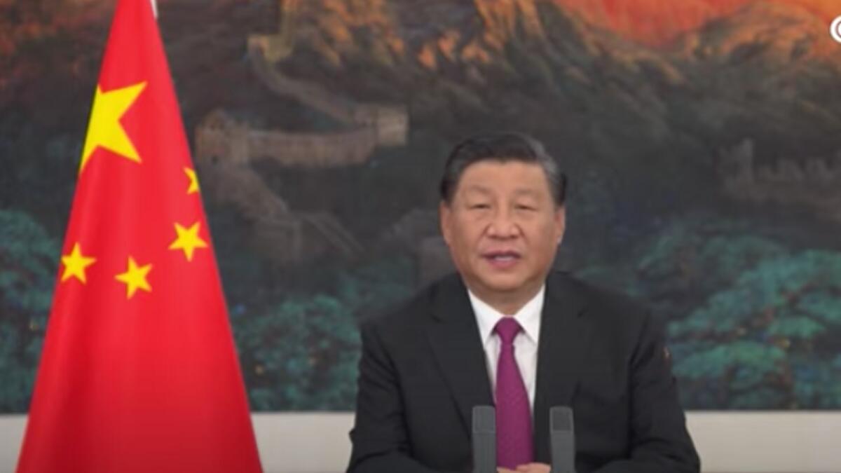 Expo 2020 Dubai: Xi invites the world to experience 'Light of China'