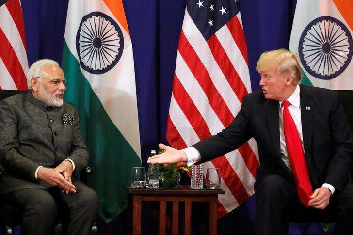Trump, Modi want US-India 'phase one' trade deal done 'promptly'