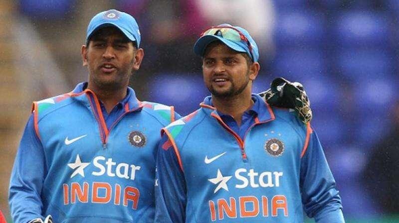 Dhoni retires, Suresh Raina, bids adieu, international cricket