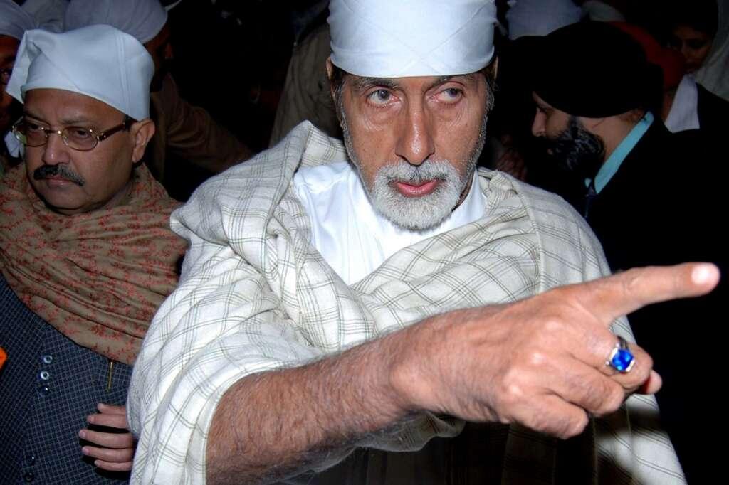 Amitabh Bachchan, Amar Singh