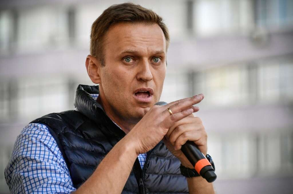 Navalny, Novichok, Russia, Germany, labs