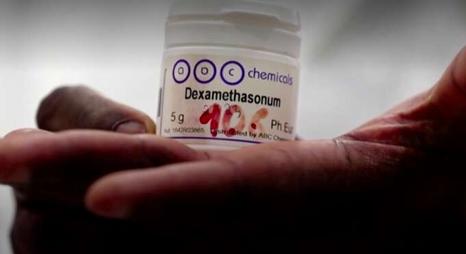 dexamethasone, steroid, coronavirus, covivd-19