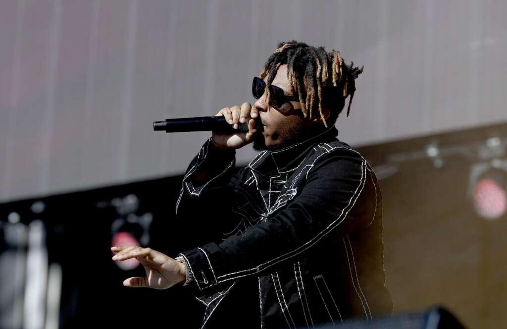 Rapper, Juice WRLD, dies, seizure, 21,