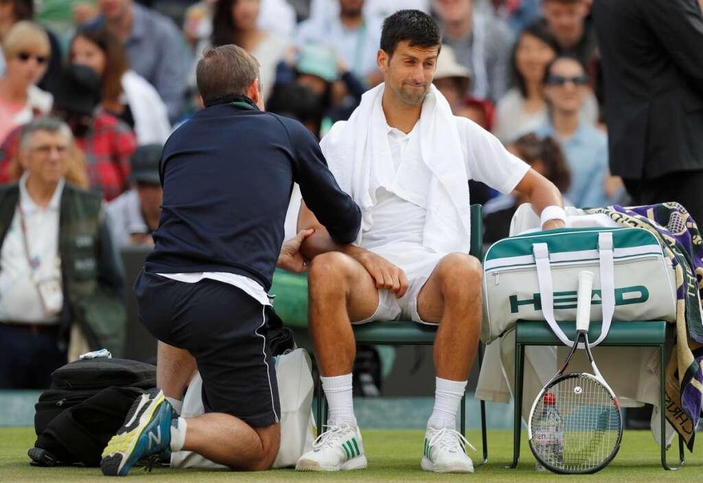 Djokovic may go under knife
