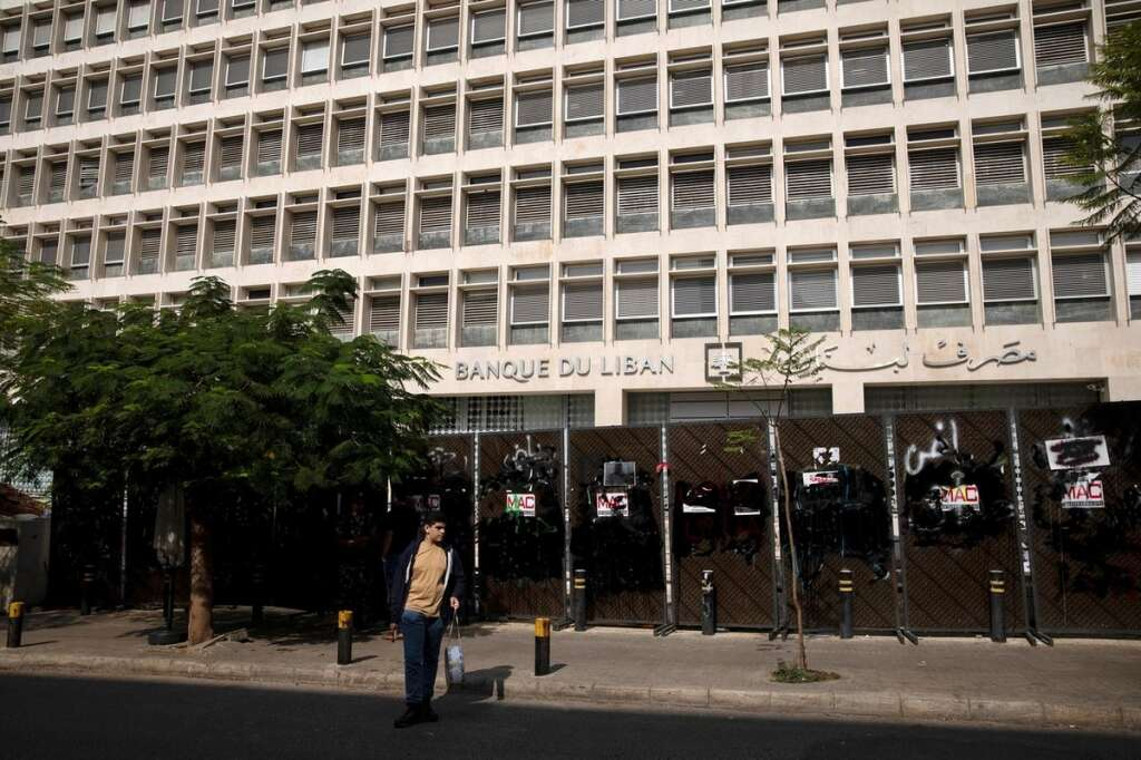 Lebanon debt default probable in some way, deposit grab possible