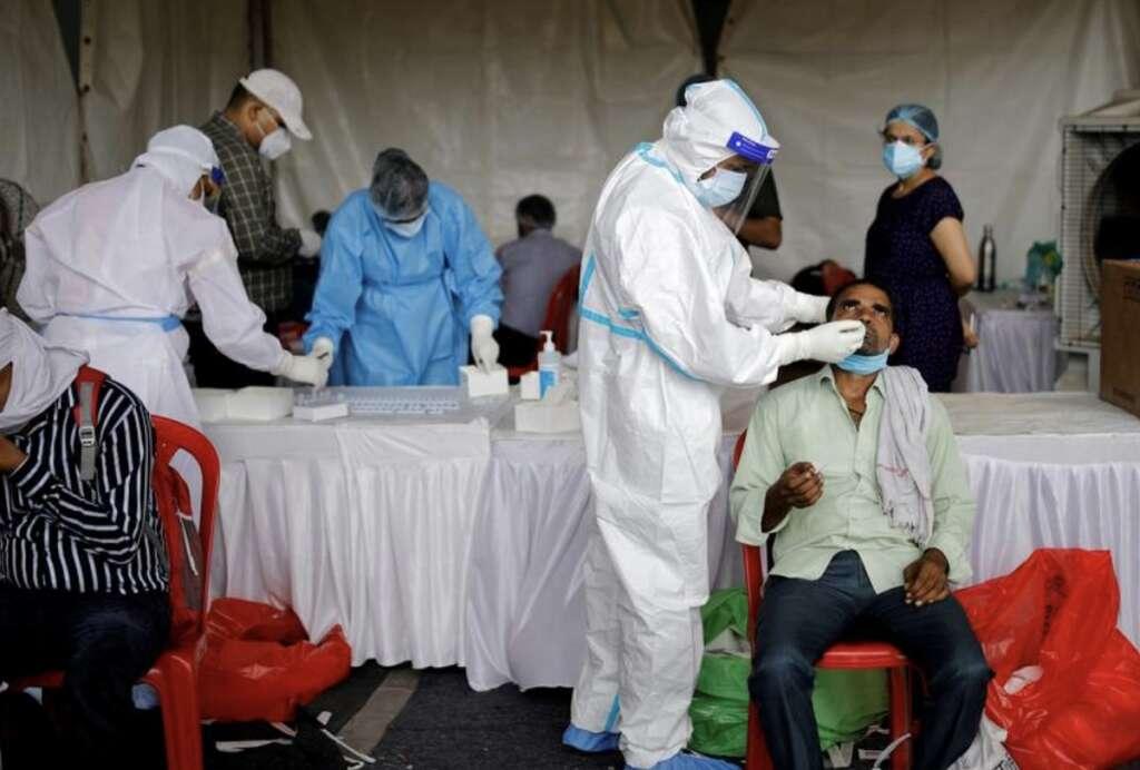 Covid-19, India, coronavirus cases