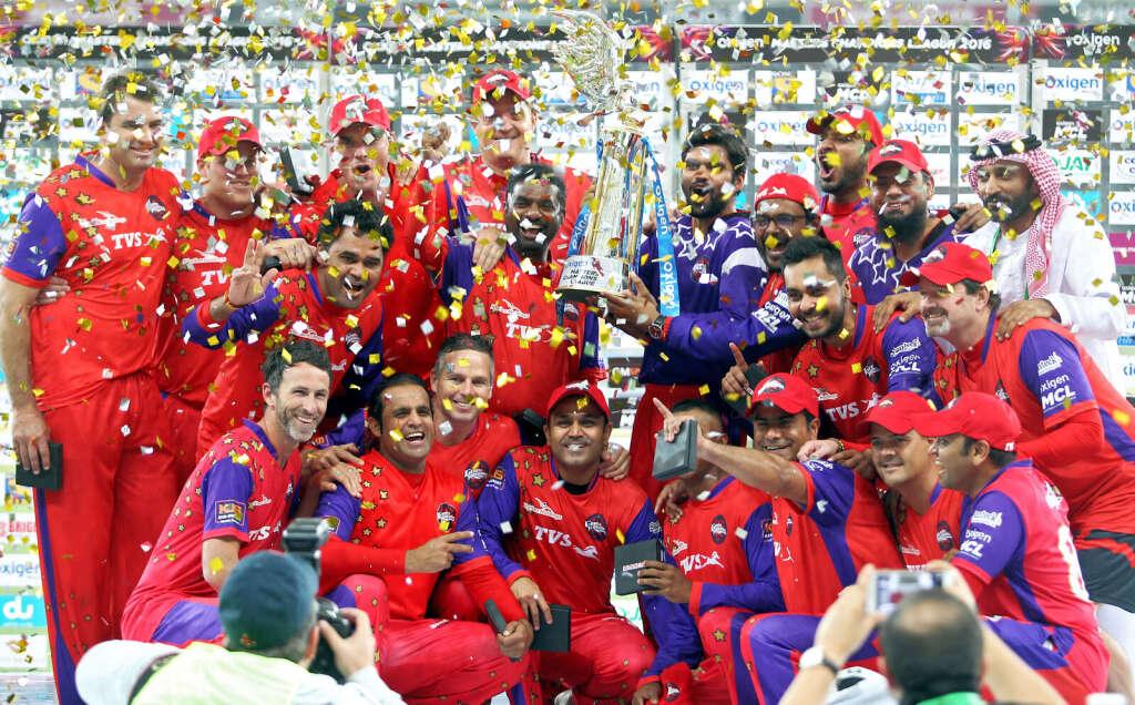 Dubai-based Gemini are inaugural MCL champs