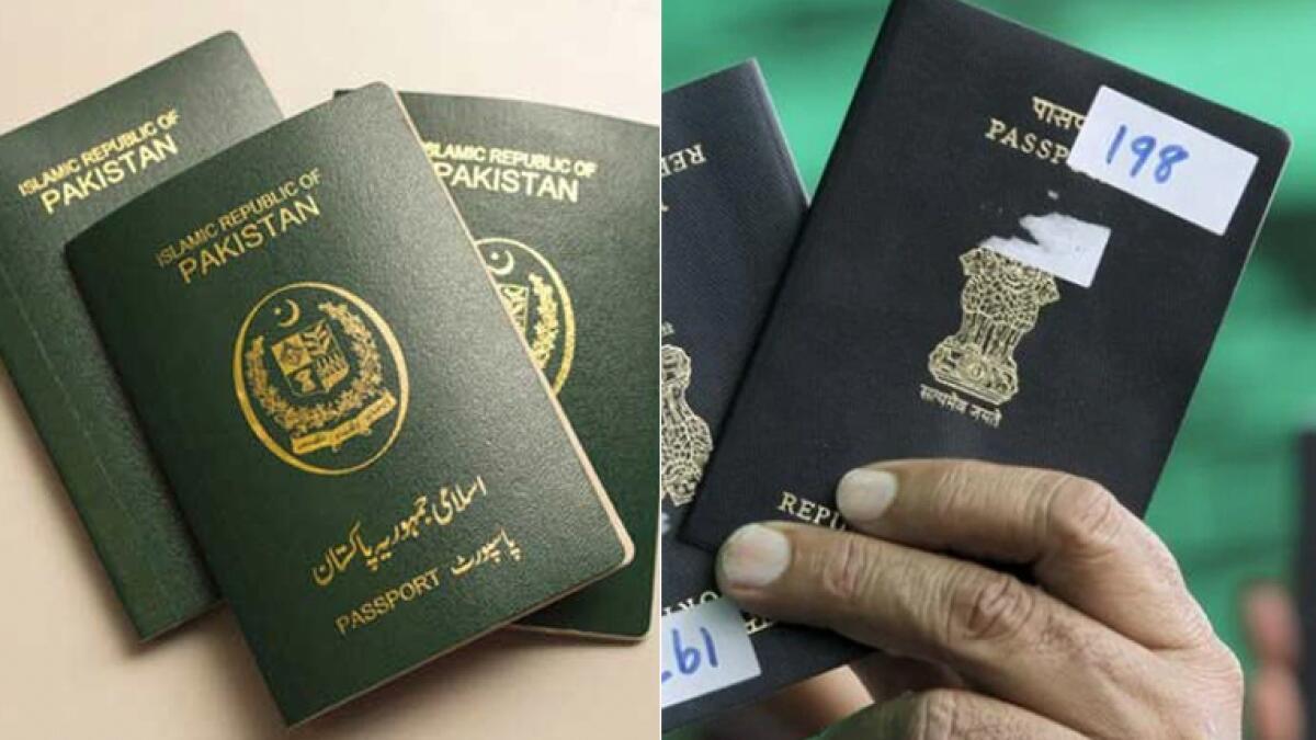 legal view, indian passport, pakistani passport, employer holding passport
