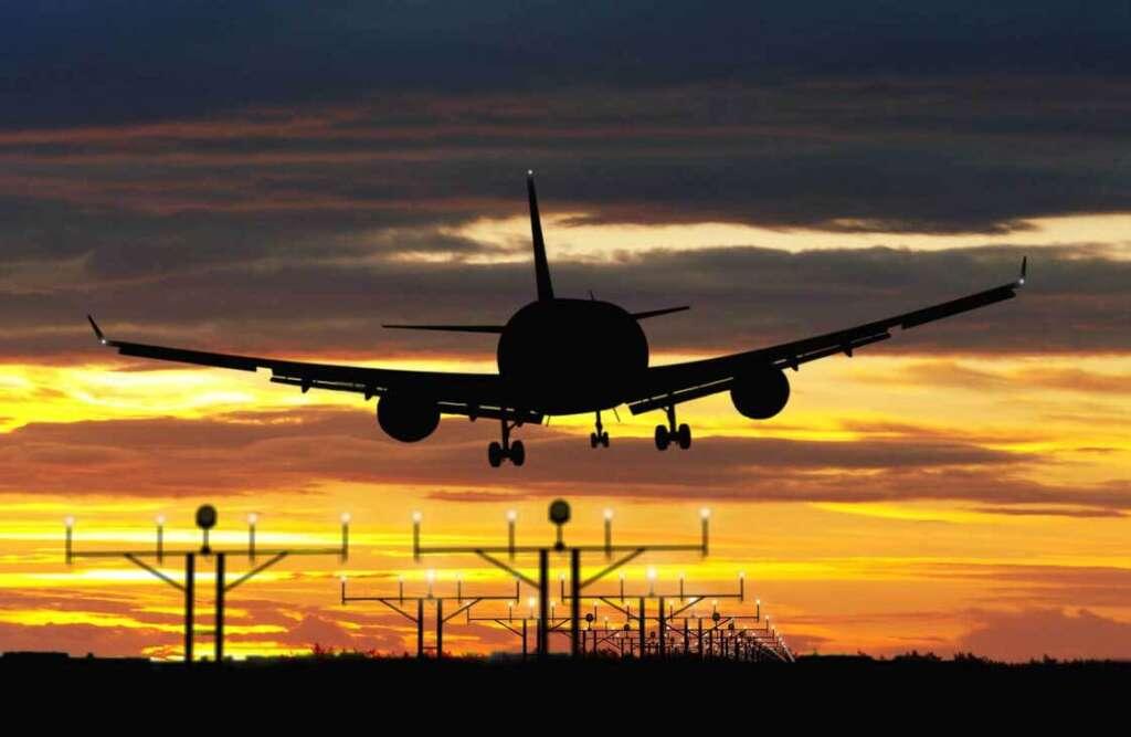 Plane, lands, backyard, emergency, landing, slides, fall off,