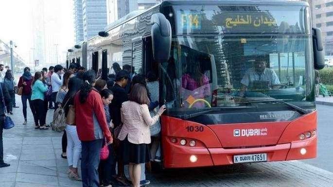 Alternative Bus Route For Jlt To Ibn Battuta Metro Line Khaleej Times