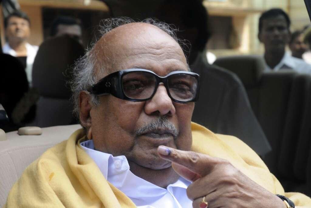UAE residents mourn Tamil leader Karunanidhi's death - News