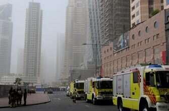 Dubai Marina Torch tower residents express fear