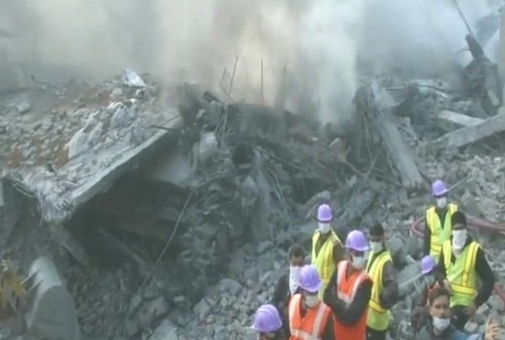 Ludhiana factory collapse toll rises to 11; rescue operations on