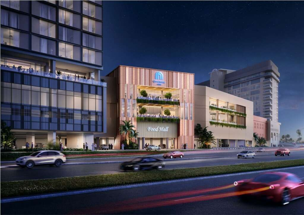 MAF launches Dh377m project at City Centre Deira - News